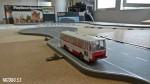 Autobusová dráha s karosou
